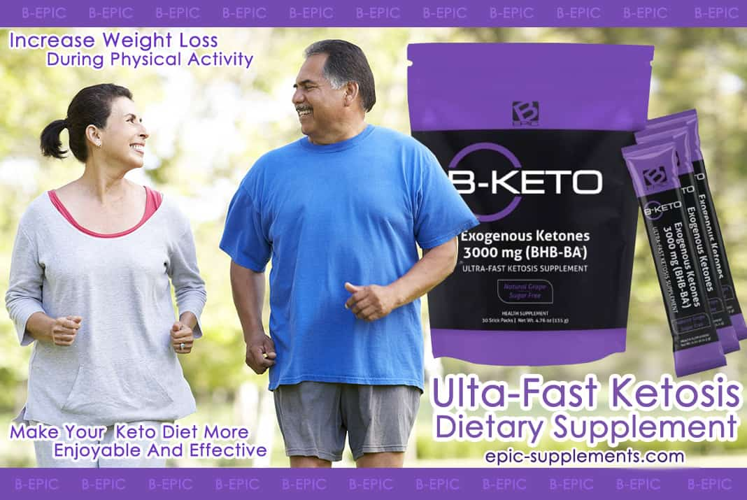 B-Epic B-Keto supplement