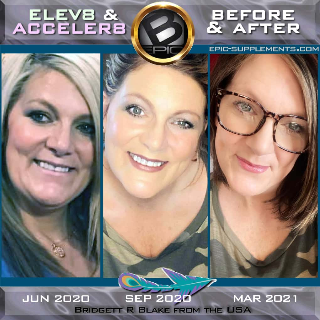 b-epic 3 pills makeover results from USA, NY