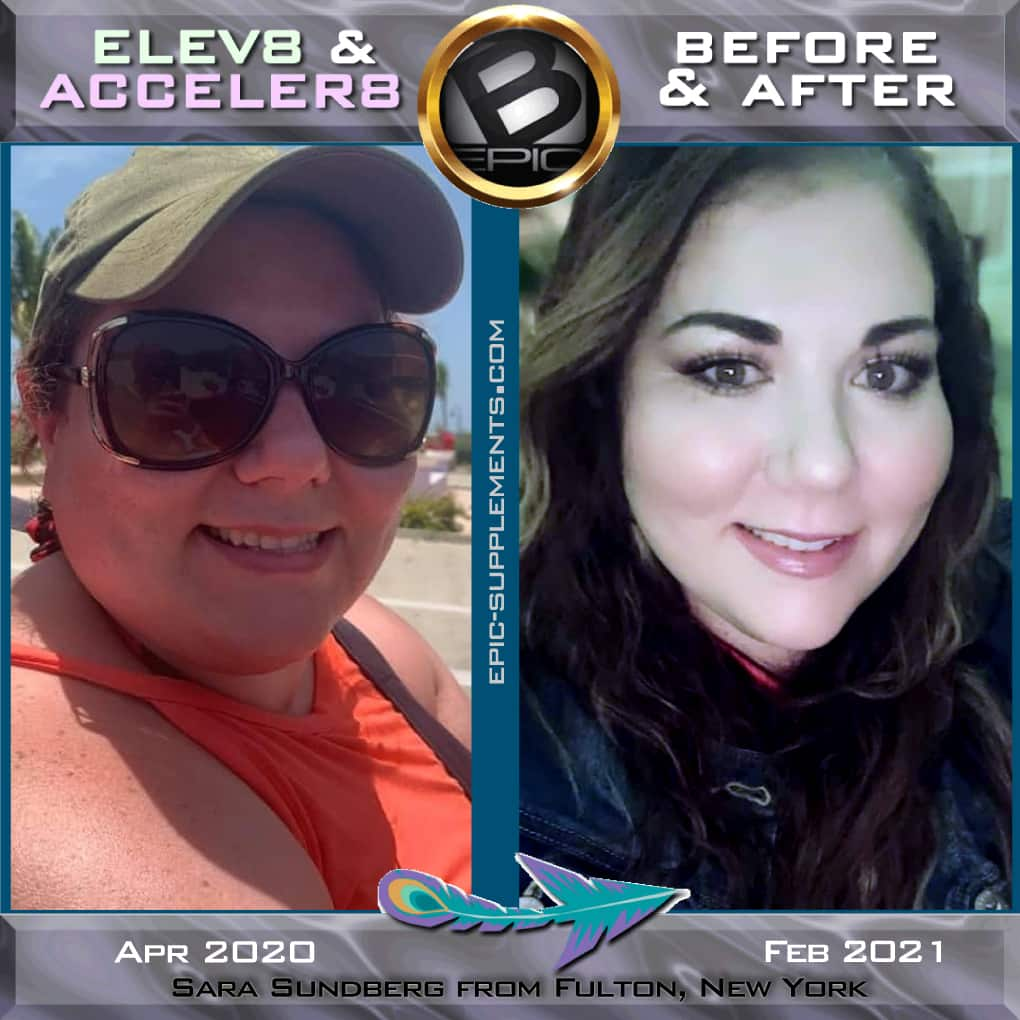 elev8 acceler8 pills for face slimming (review on BEpic)