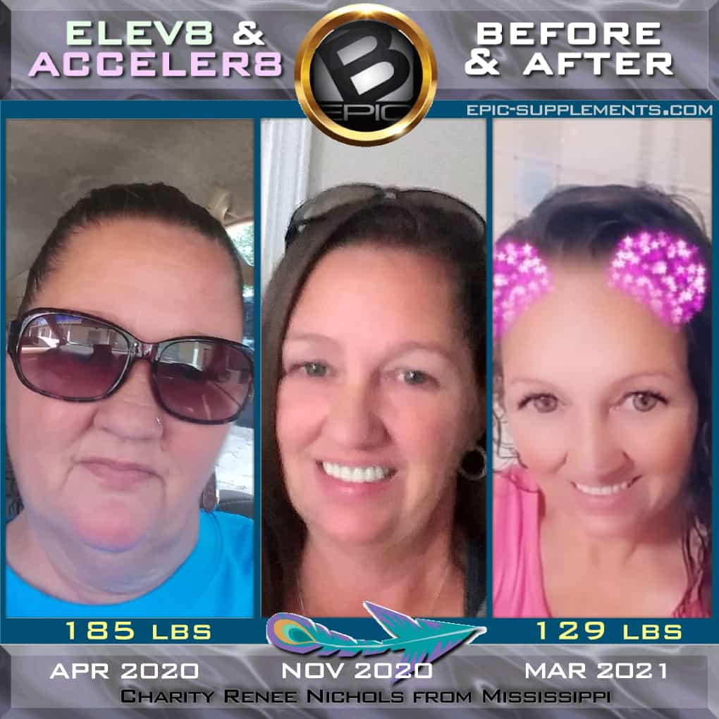 facial rejuvenation with Bepic pills system