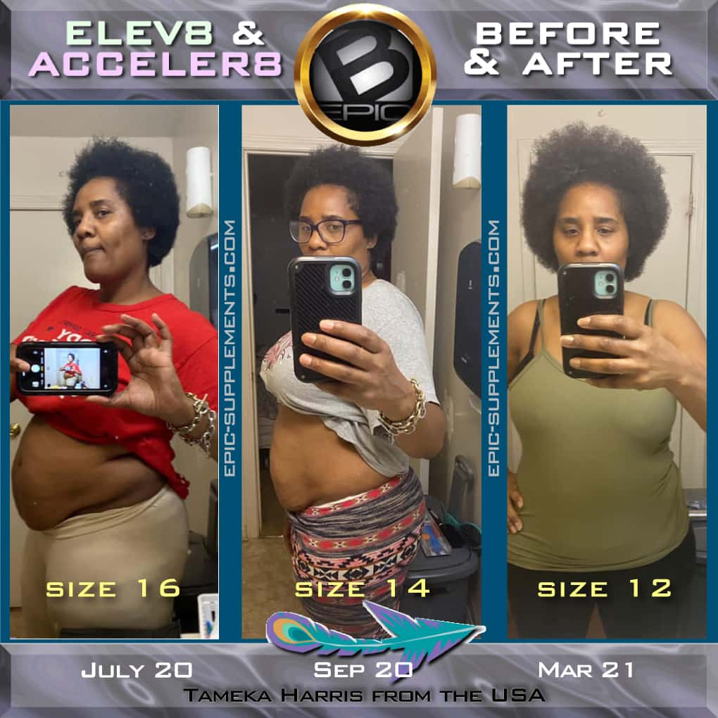 weight management with bepic supplements (result from the USA)