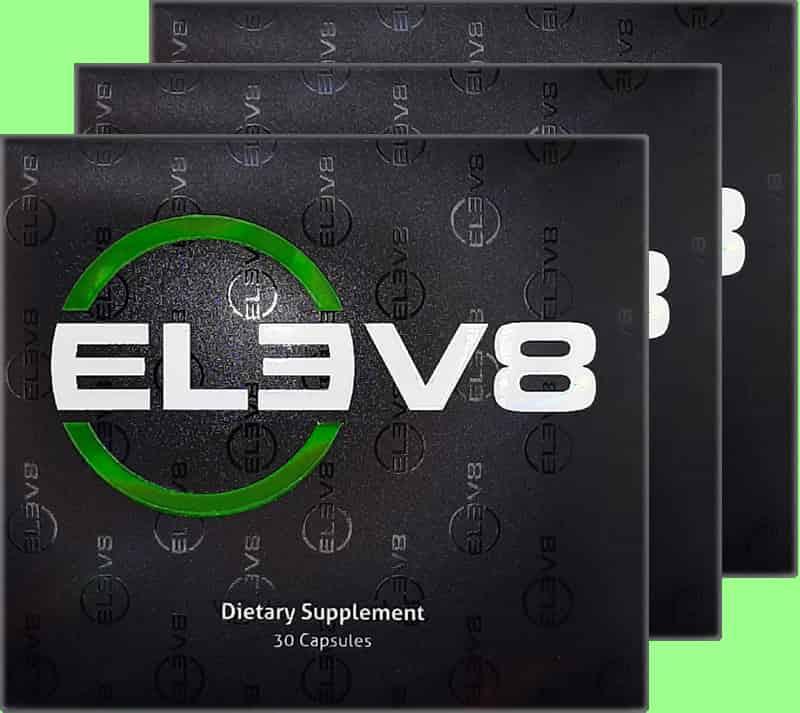 Elev8 Big Pack (90 capsules)