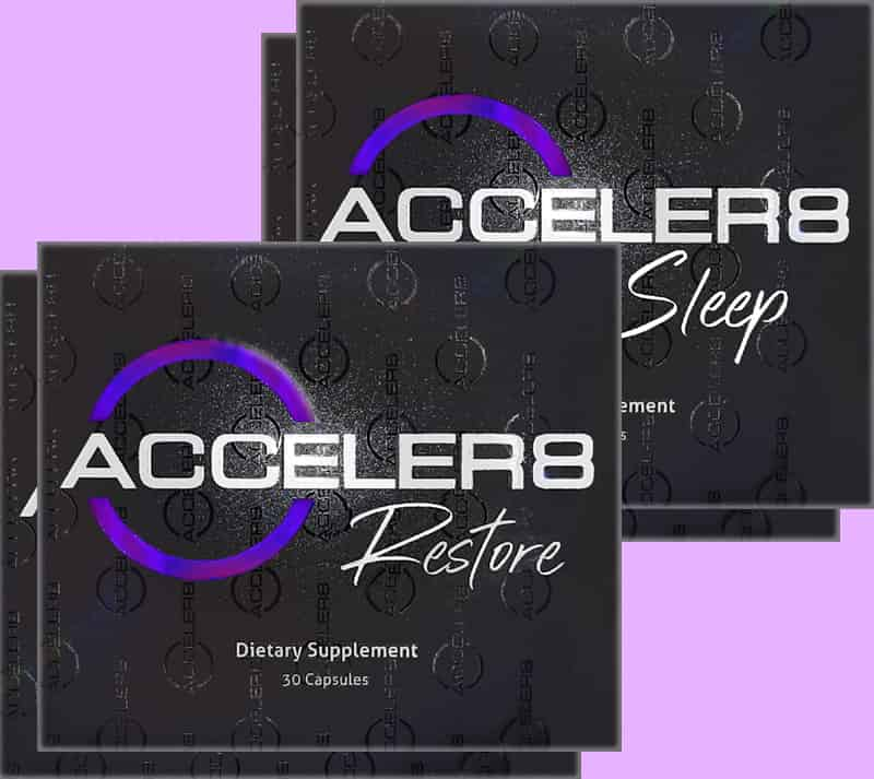 Acceler8 Double pack
