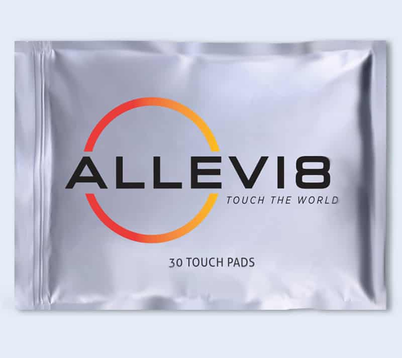 BEpic Allevi8 patches - order online
