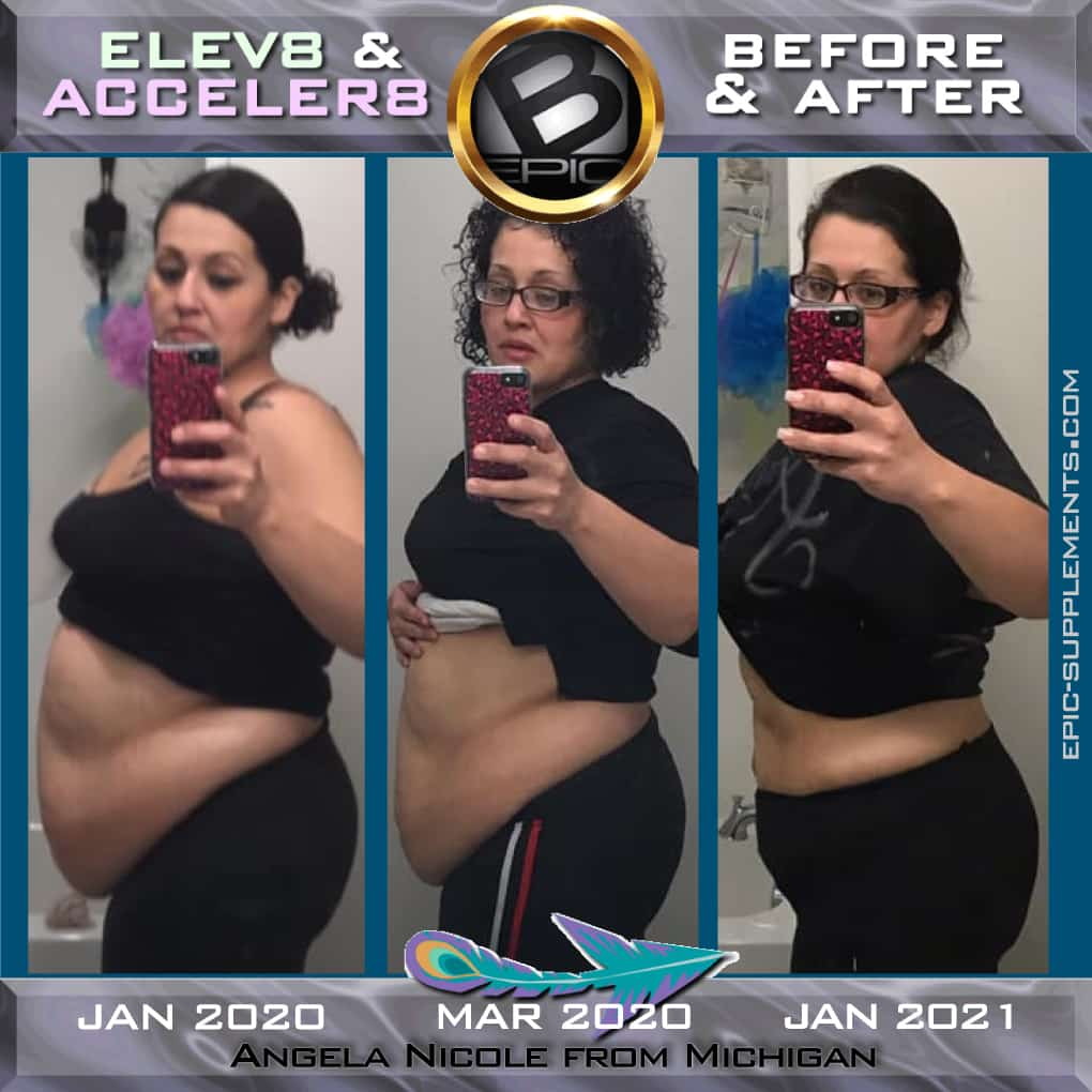 BEpic supplements for weight loss (real pictures)