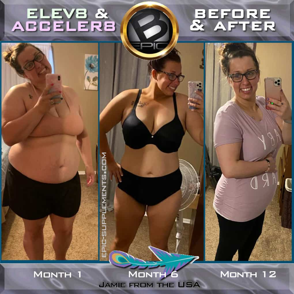 Elev8 slimming review with before and after shots