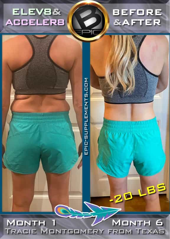 Weight loss with Acceler8 (photos)