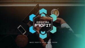 Digital profit slideshow (slide 1)