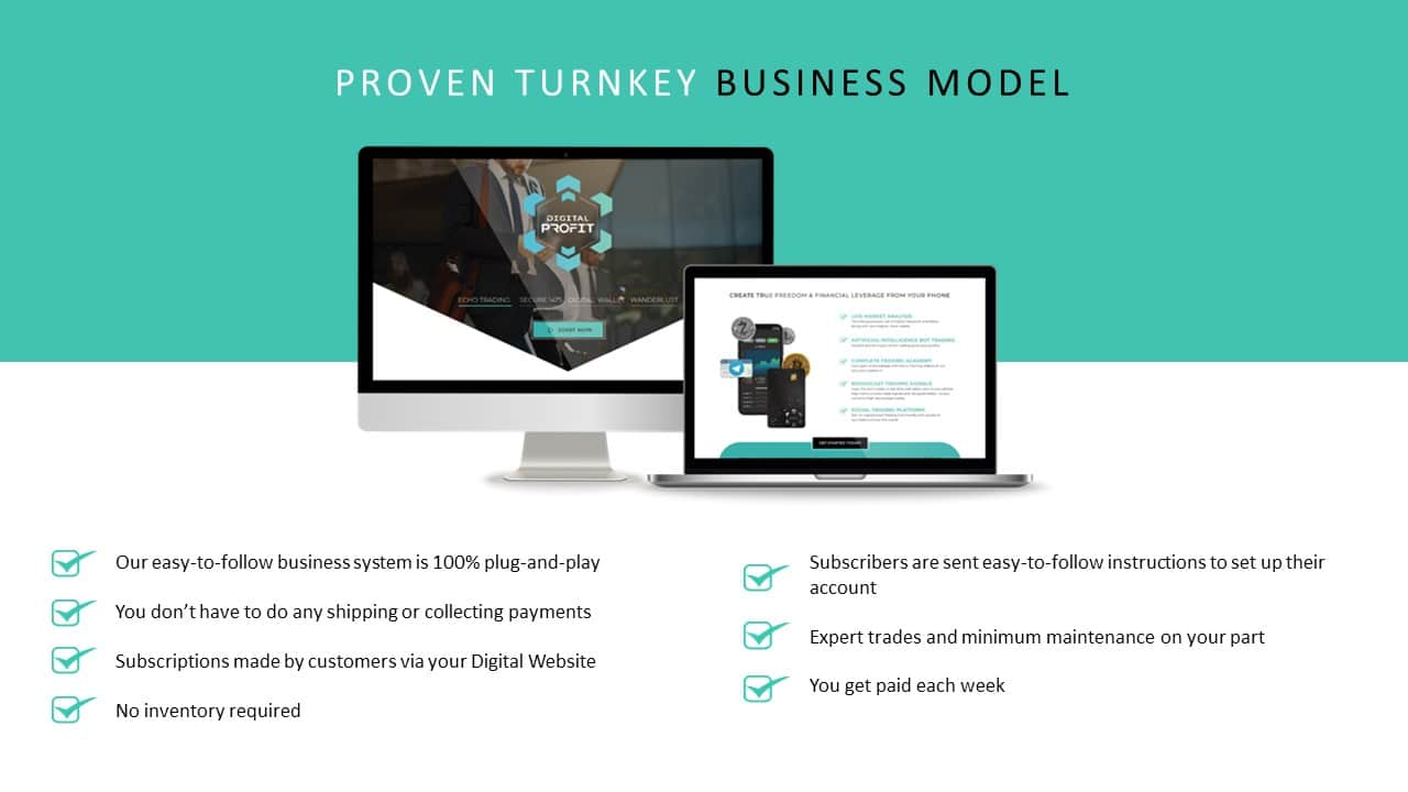 Digital Profit slideshow (slide 5)