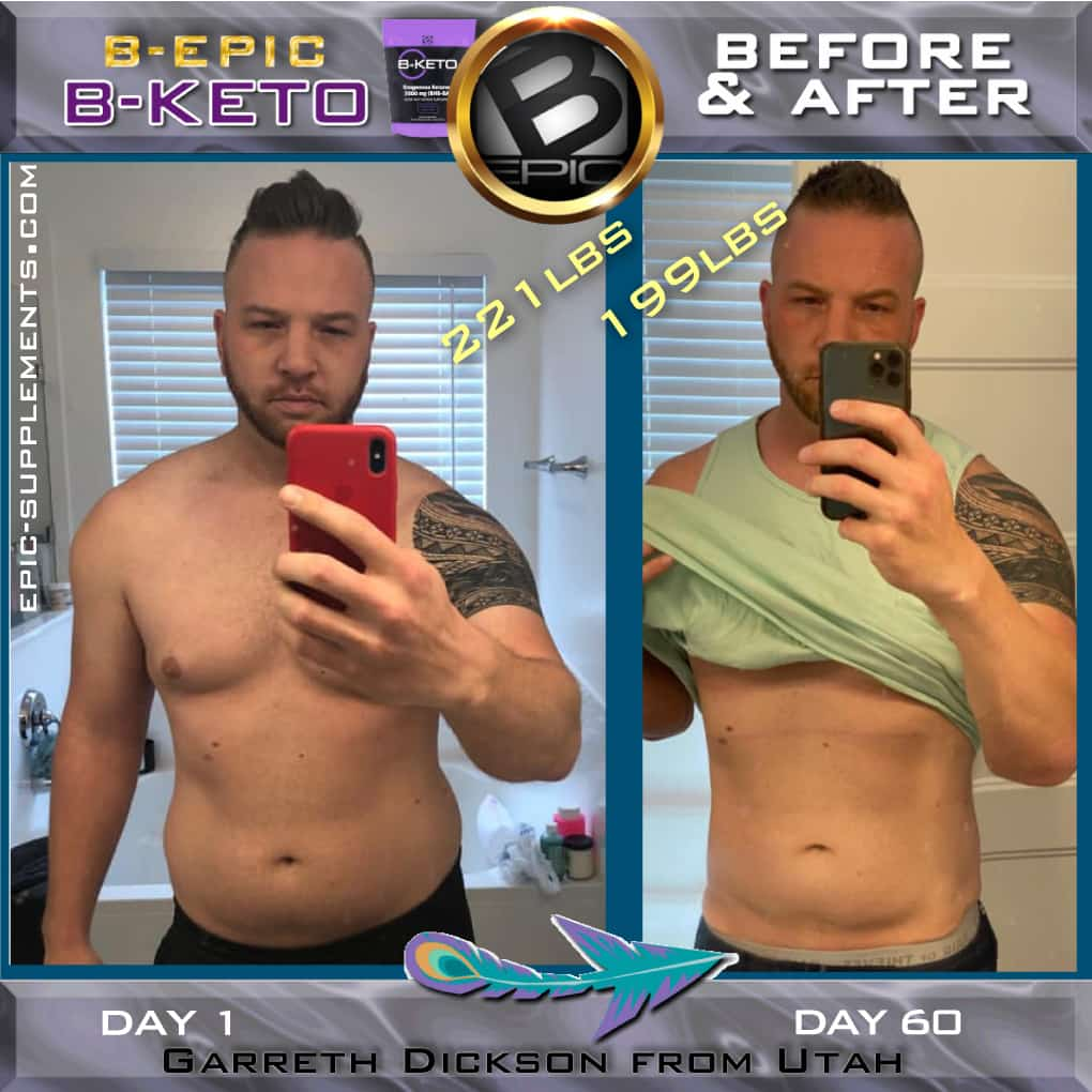 BKeto for gym & weight loss (review from Utah, USA)