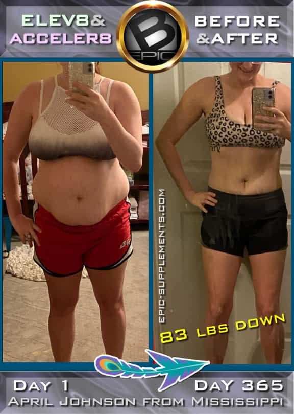 Slimming result with BEPIC from Mississippi