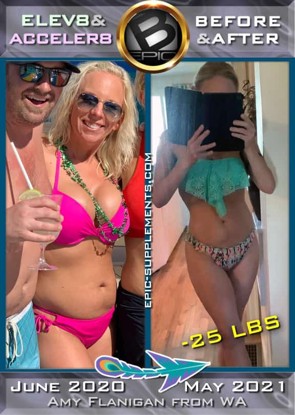 Review on Bepic's Elev8, Acceler8, and B-Keto for weight loss