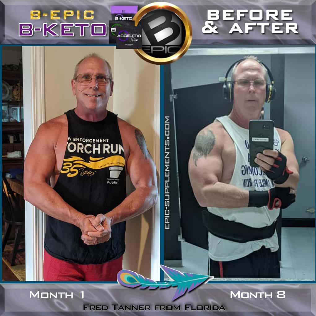 Bepic pills with bketo for gym workout