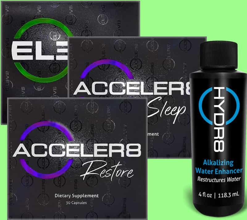 Elev8/Acceler8/Hydr8 pack - order online
