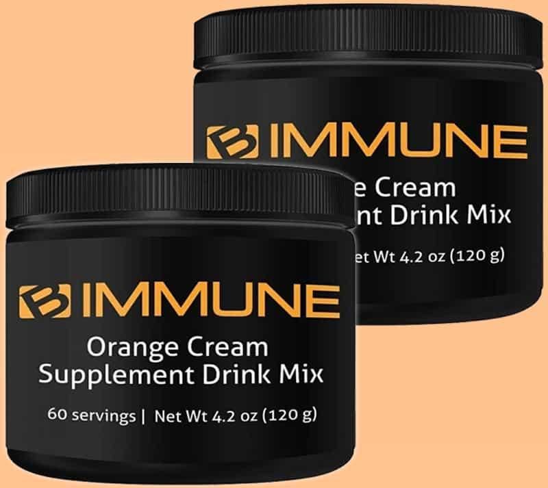 BEpic B-Immune Powder pack