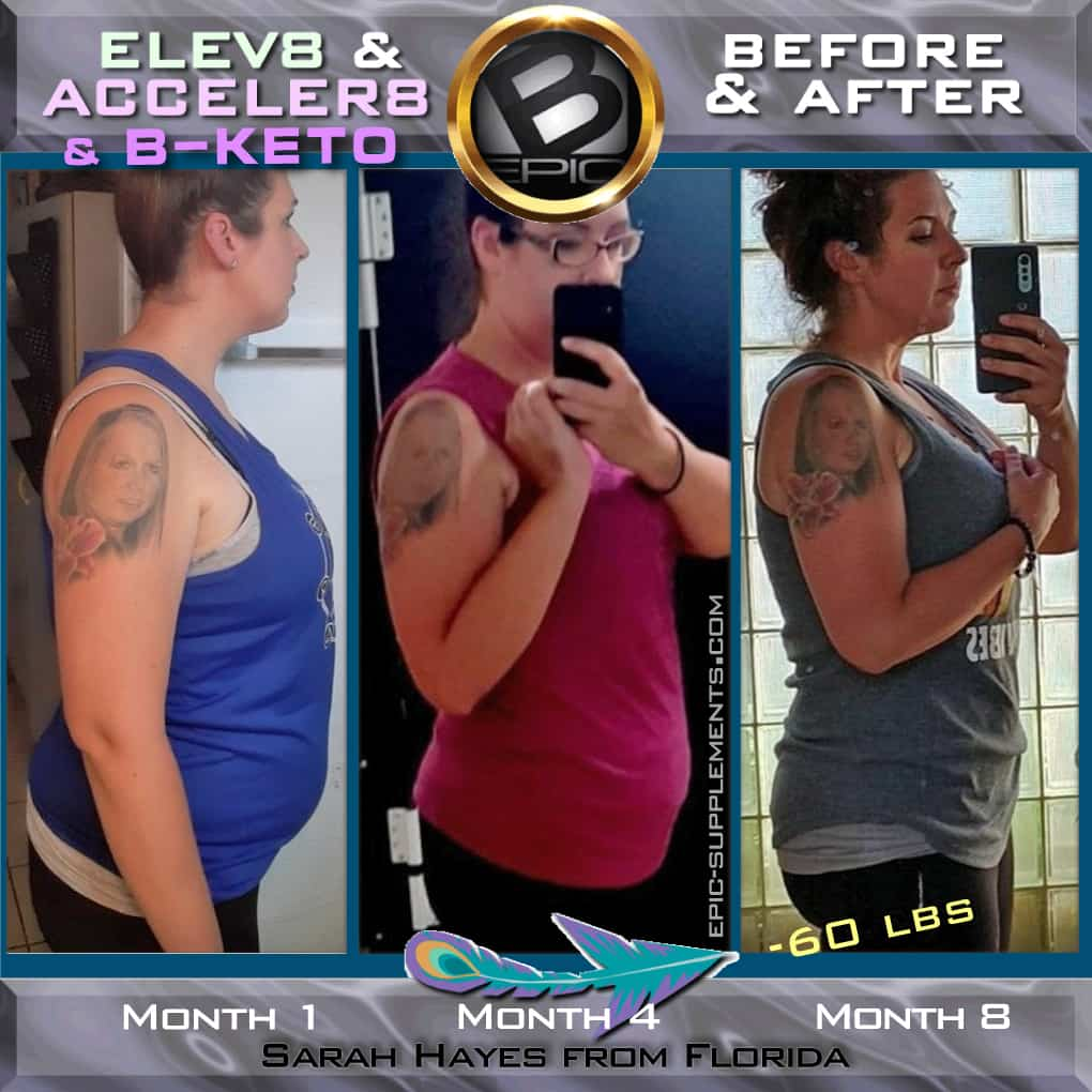 Bepic 3 pills & Bketo for fast weight loss (review)