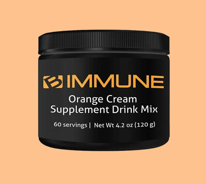 BEpic B-Immune Powder jar