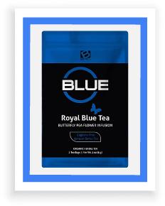 Голубой чай BEpic