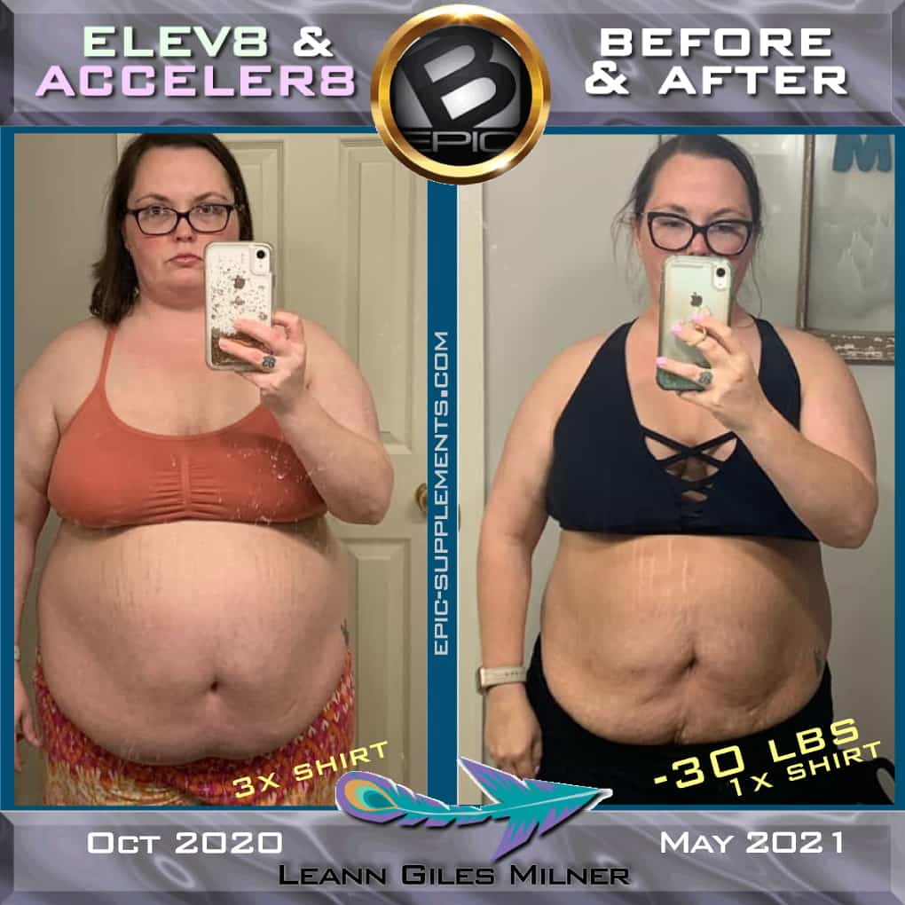 Bepic's 3 pill system for slimming (before and after pics))