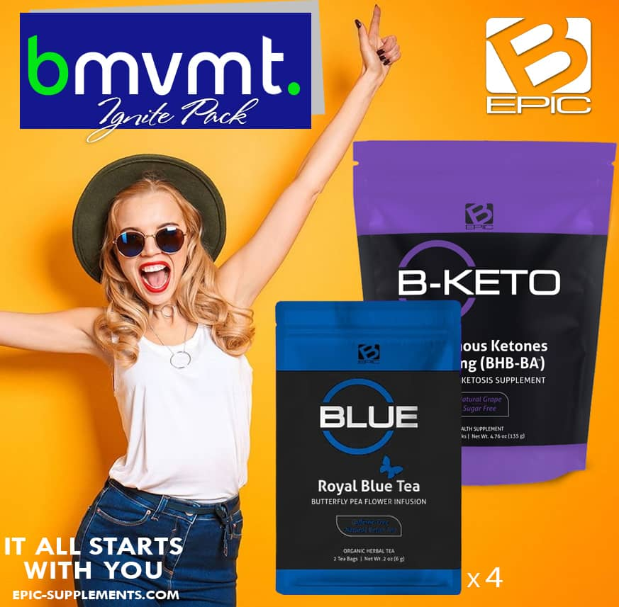 B-Epic bmvmt Ignite pack