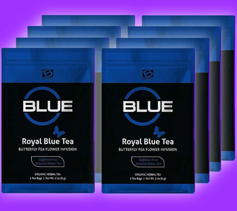 BEpic Royal Blue Tea (double pack)