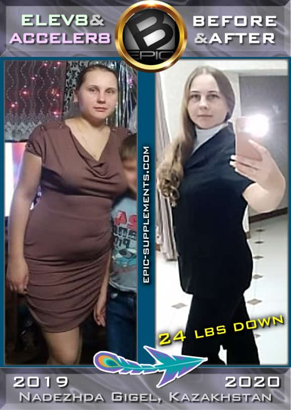 bepic 3 pills for slimming (results from Kazakhstan)