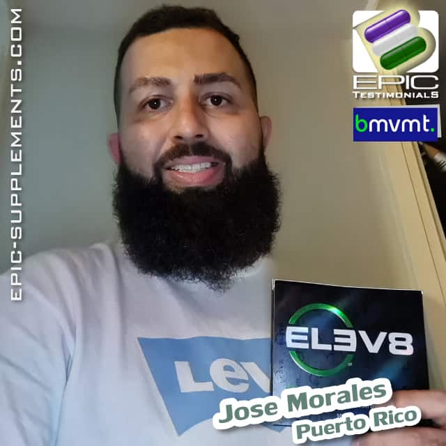 BEpic Elev8 pills  (review from Puerto Rico)